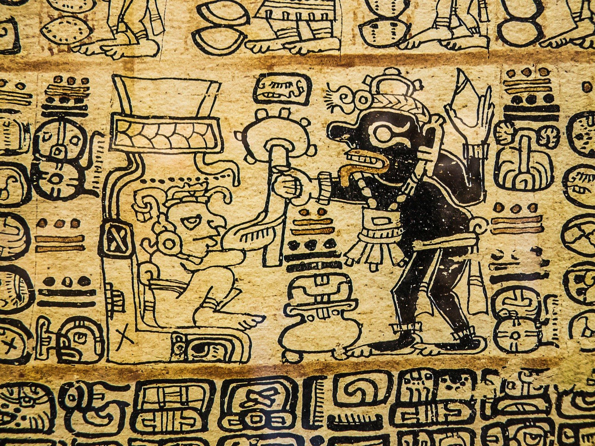 Qu'est ce que le tarot Mayas ?