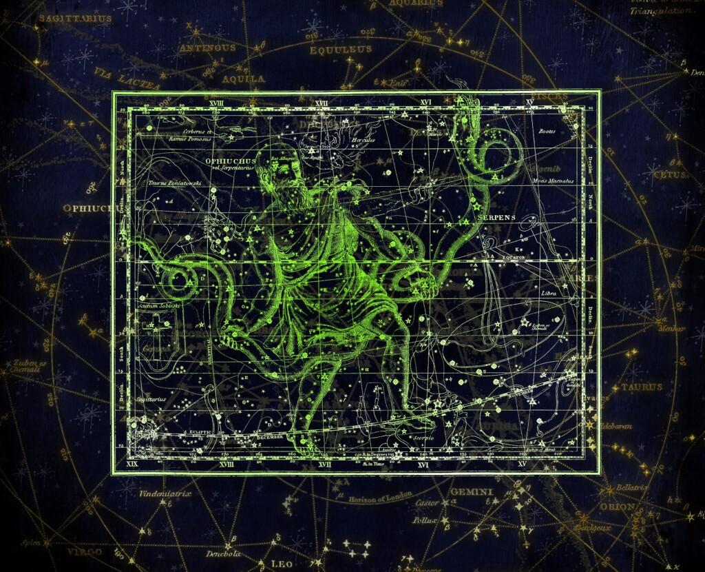 astro serpentaire