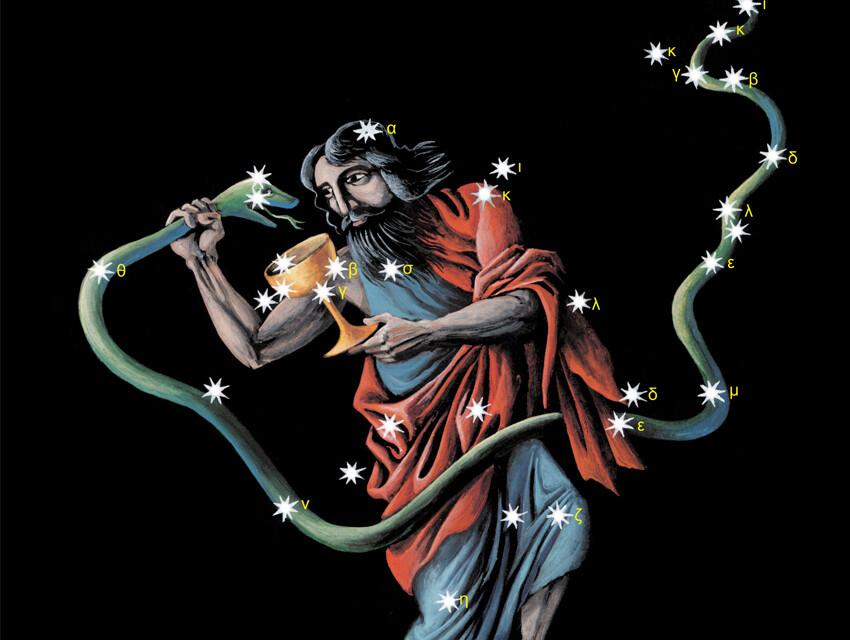 Qu'est ce que l'astro du serpentaire