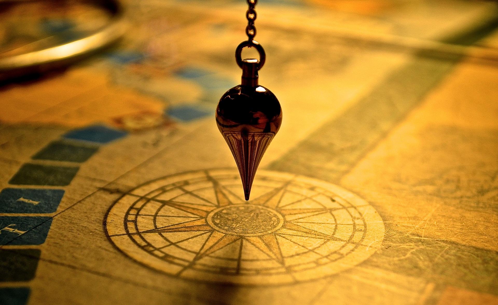 Pendule et radiesthésie